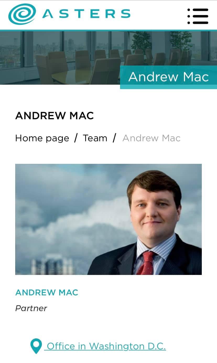 Уверяет, что работал за спасибо. Как лоббист-юрист Эндрю Мак организовывал встречи Зеленского в США