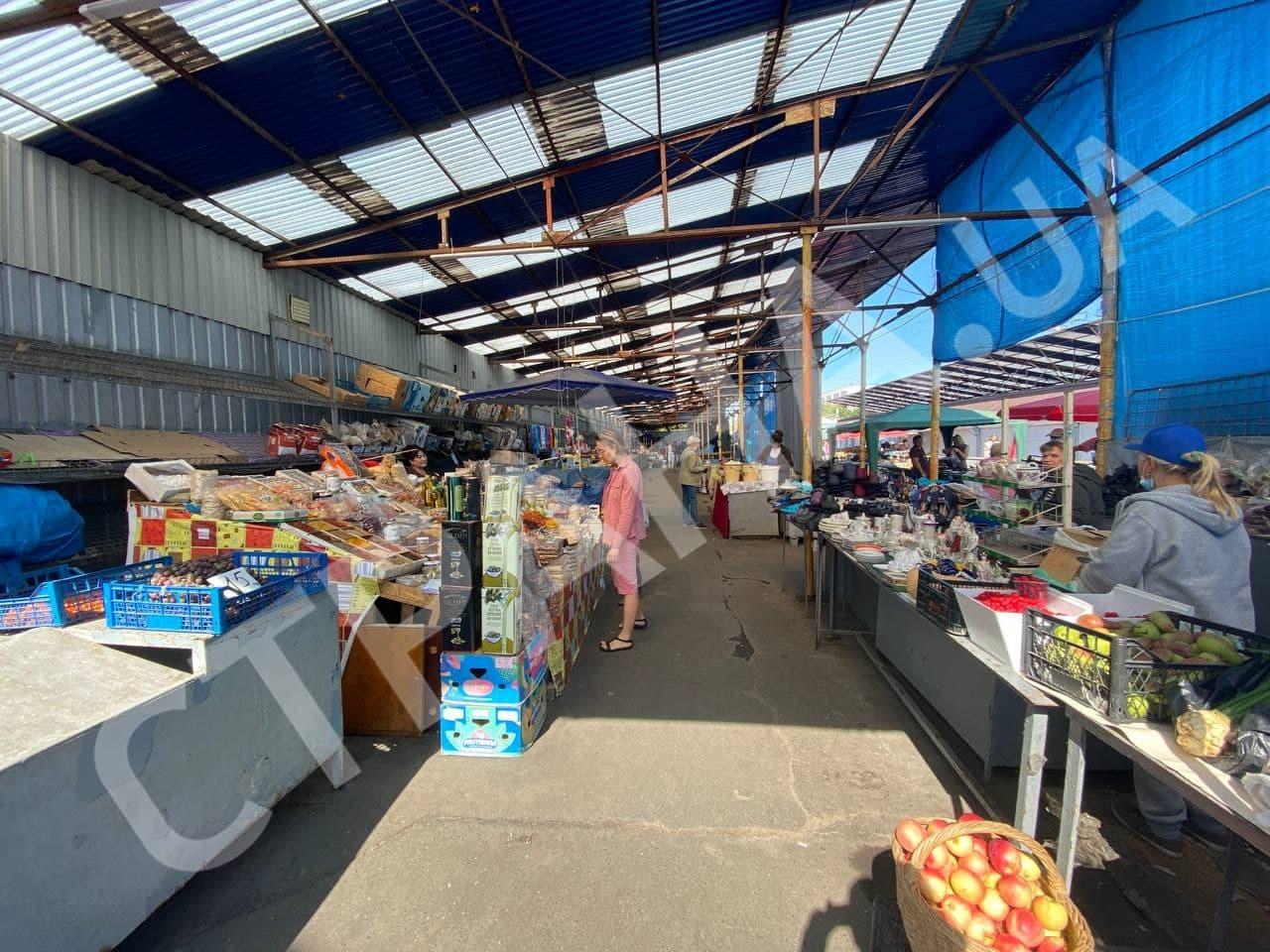 На месте Демеевского рынка хотят построить высотку